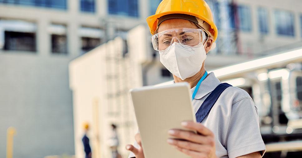 Reabertura de empresas: como retomar as obras paradas na pandemia?